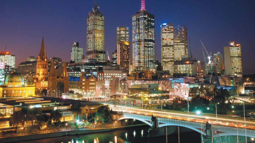 Melbourne - Geografia Australiana