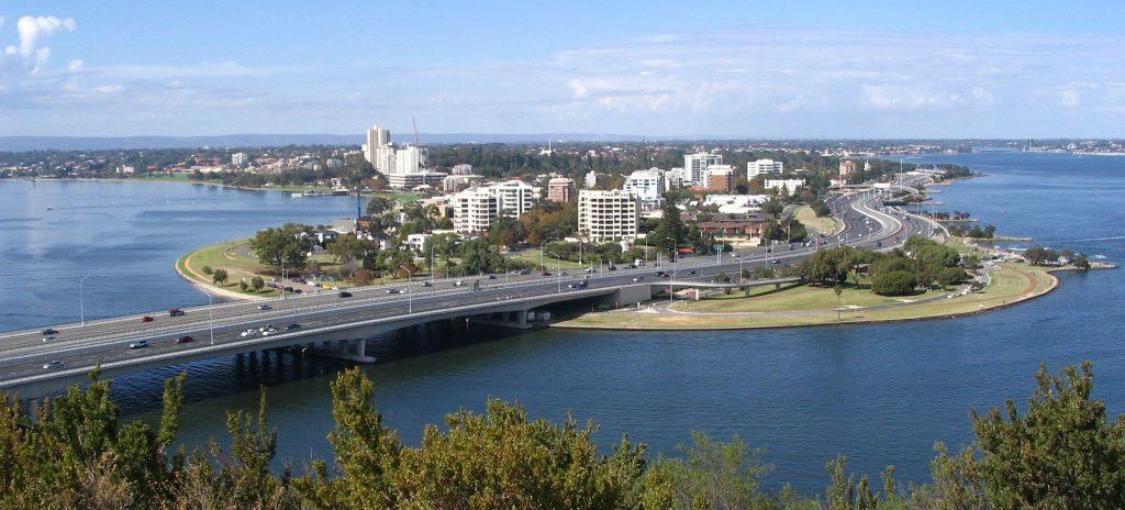 Perth - Geografia Australiana