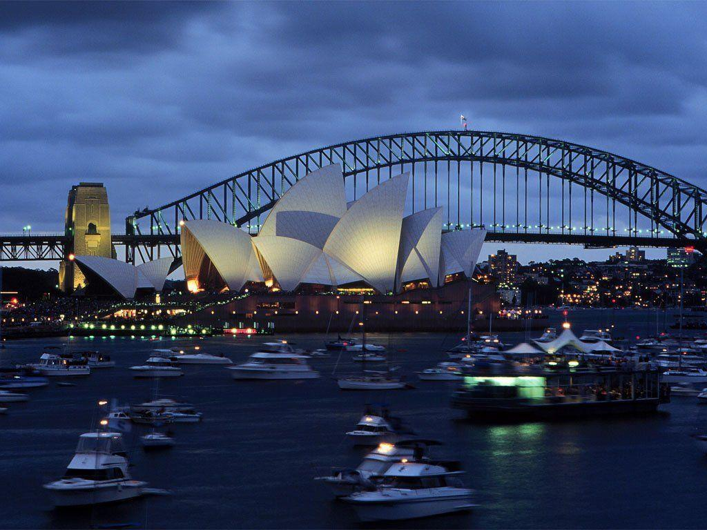 Sydney - Geografia Australiana