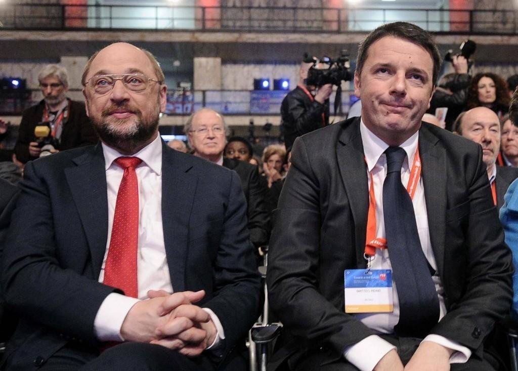 Renzi Shulz vergogna - Vado a Vivere in Australia