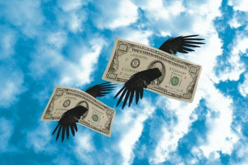 soldi volanti - Vado a vivere in Australia