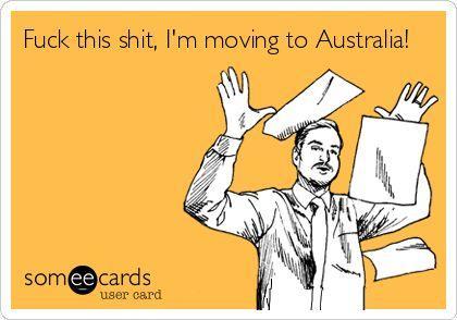 andare in australia - vavia
