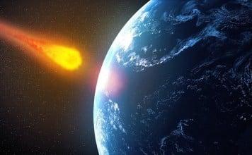 Meteorite Australia