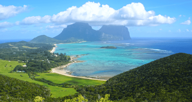 Lord Howe Island su Vado a Vivere in Australia