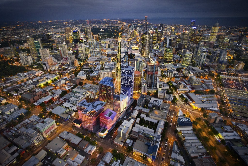 melbourne vivere in australia