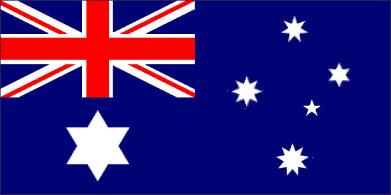 Bandiera Australiana 1901-1903