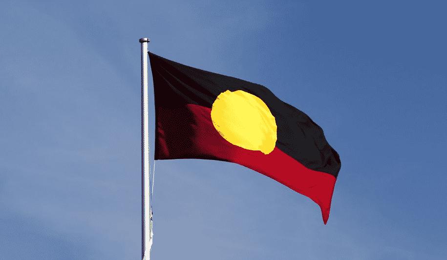 Bandiera aborigena